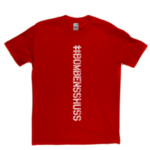 #Bombensschuss Spraypaint Regular T-Shirt