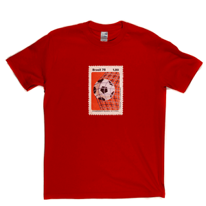 Brazil 78 Stamp Regular T-Shirt