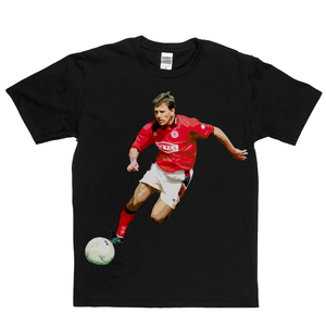 Bryan Robson Regular T-Shirt