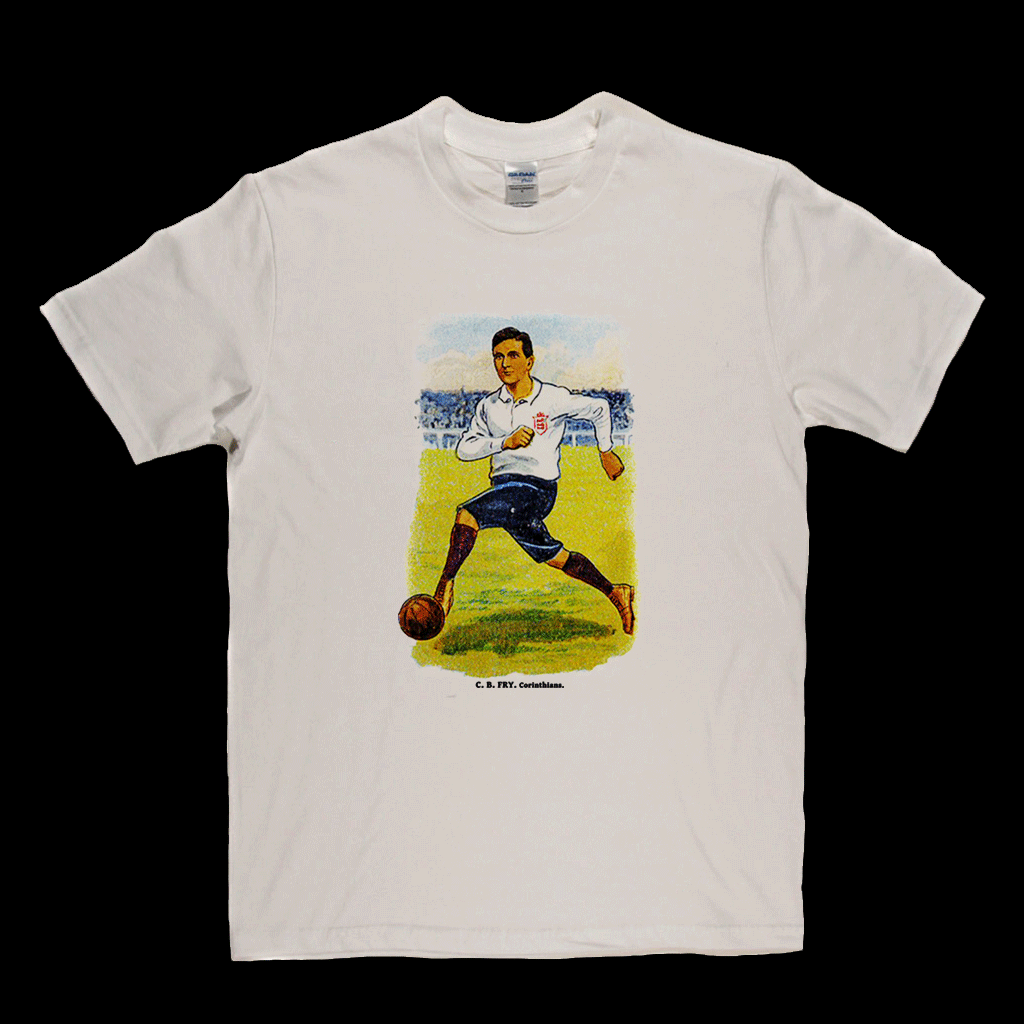 C B Fry Corinthians Regular T-Shirt