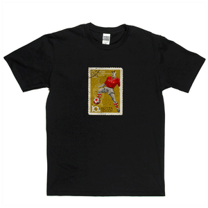 CCCP Stamp Regular T-Shirt