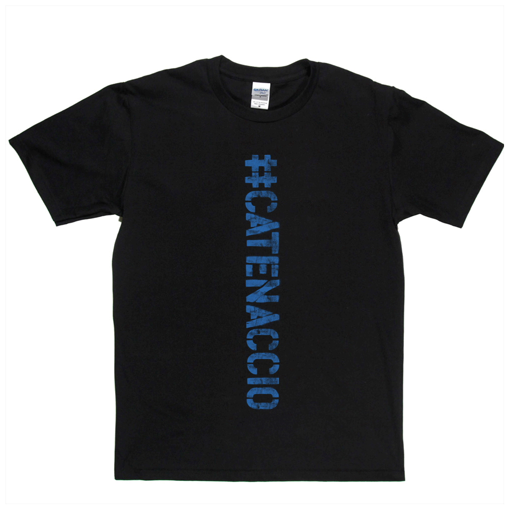#Catenaccio Spraypaint Regular T-Shirt