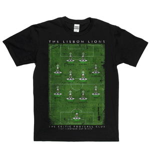 Celtic Lisbon Lions Regular T-Shirt
