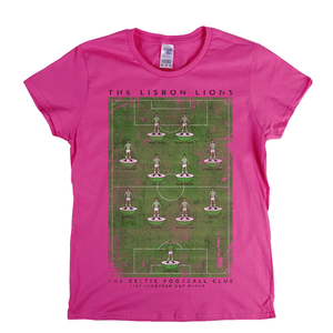 Celtic Lisbon Lions Womens T-Shirt