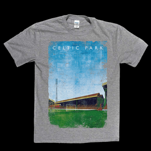 Celtic Park Football Ground Regular T-Shirt