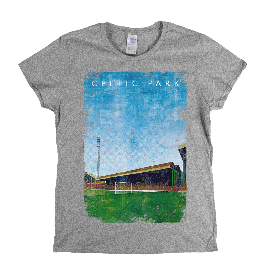 Celtic Park Football Ground Womens T-Shirt