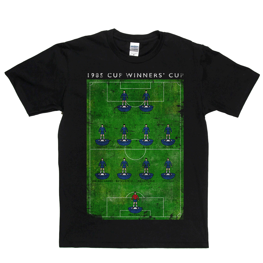 Cup Winners Cup Everton Regular T-Shirt
