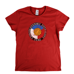 Czechoslovakian FA Womens T-Shirt