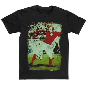 Football Heroes Bobby Moore T-Shirt