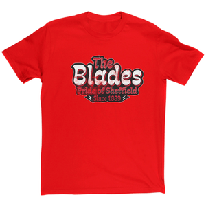 Club Nicknames The Blades T-Shirt