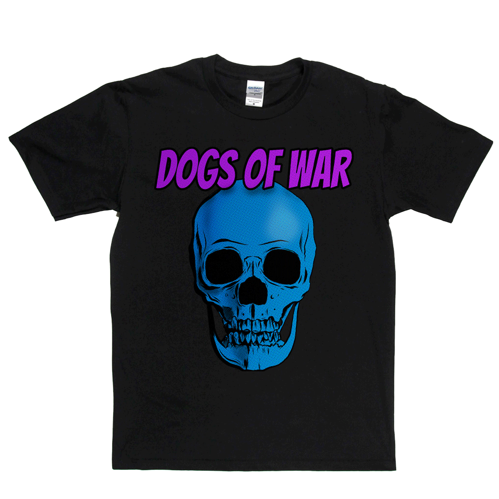 Dogs Of War Regular T-Shirt