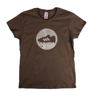 Doodle Boot Womens T-Shirt