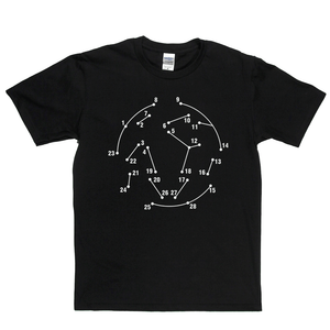 Dot To Dot Regular T-Shirt