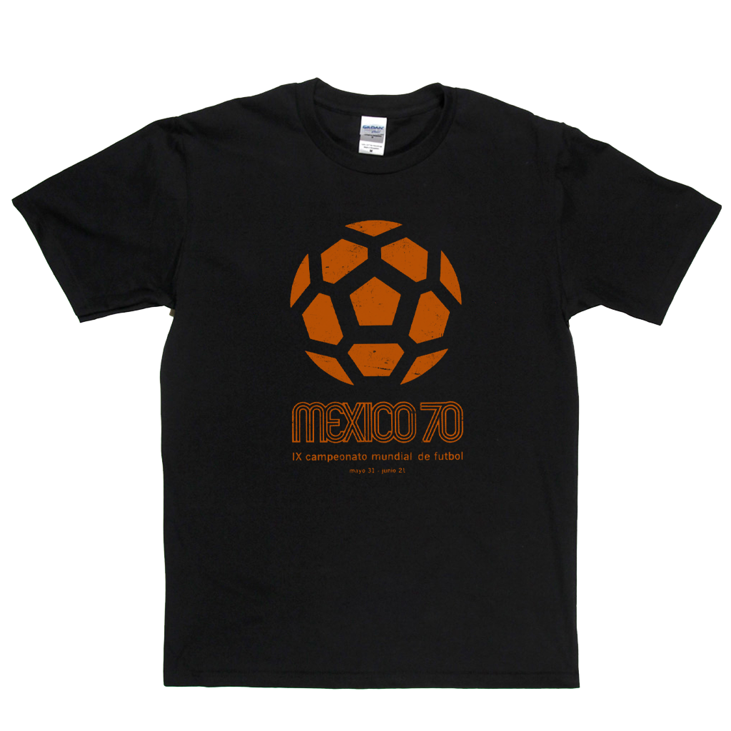 World Cup 1970 Poster T-Shirt