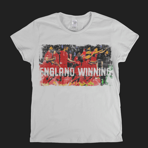 England Winning Womens T-Shirt