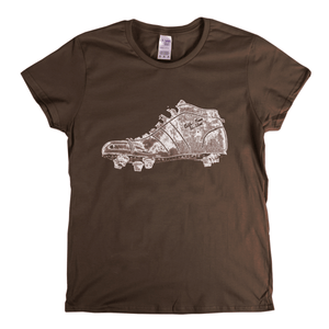 Football Boot Womens T-Shirt