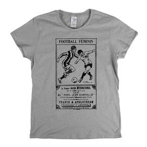 Football Feminin Womens T-Shirt