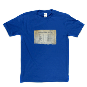 Football League 1889 Regular T-Shirt