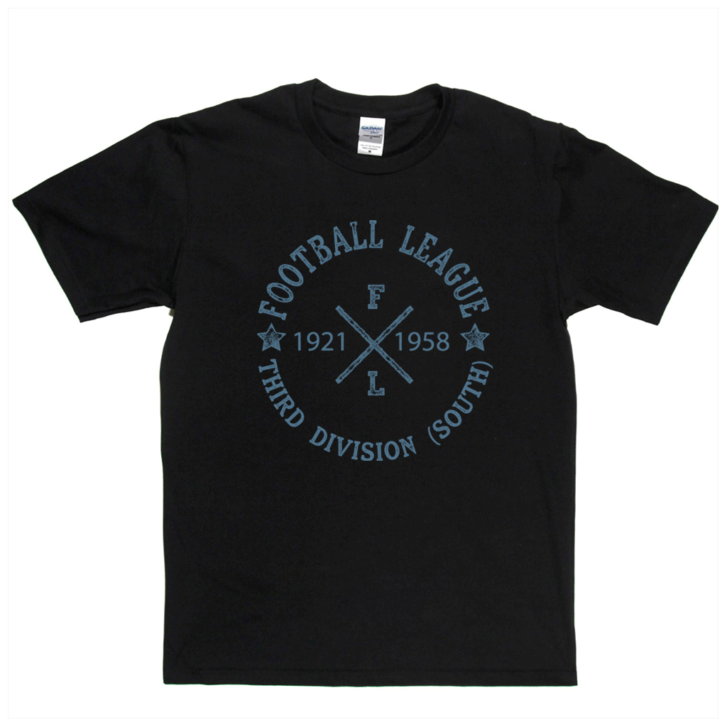 Football League Third Division South 1921 1958 Regular T-Shirt