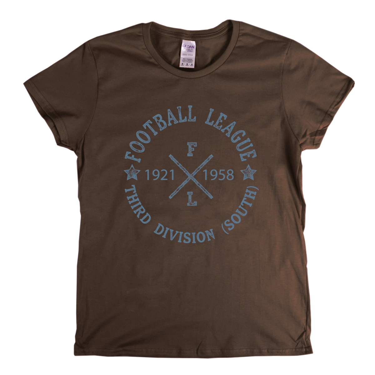 Football League Third Division South 1921 1958 Womens T-Shirt