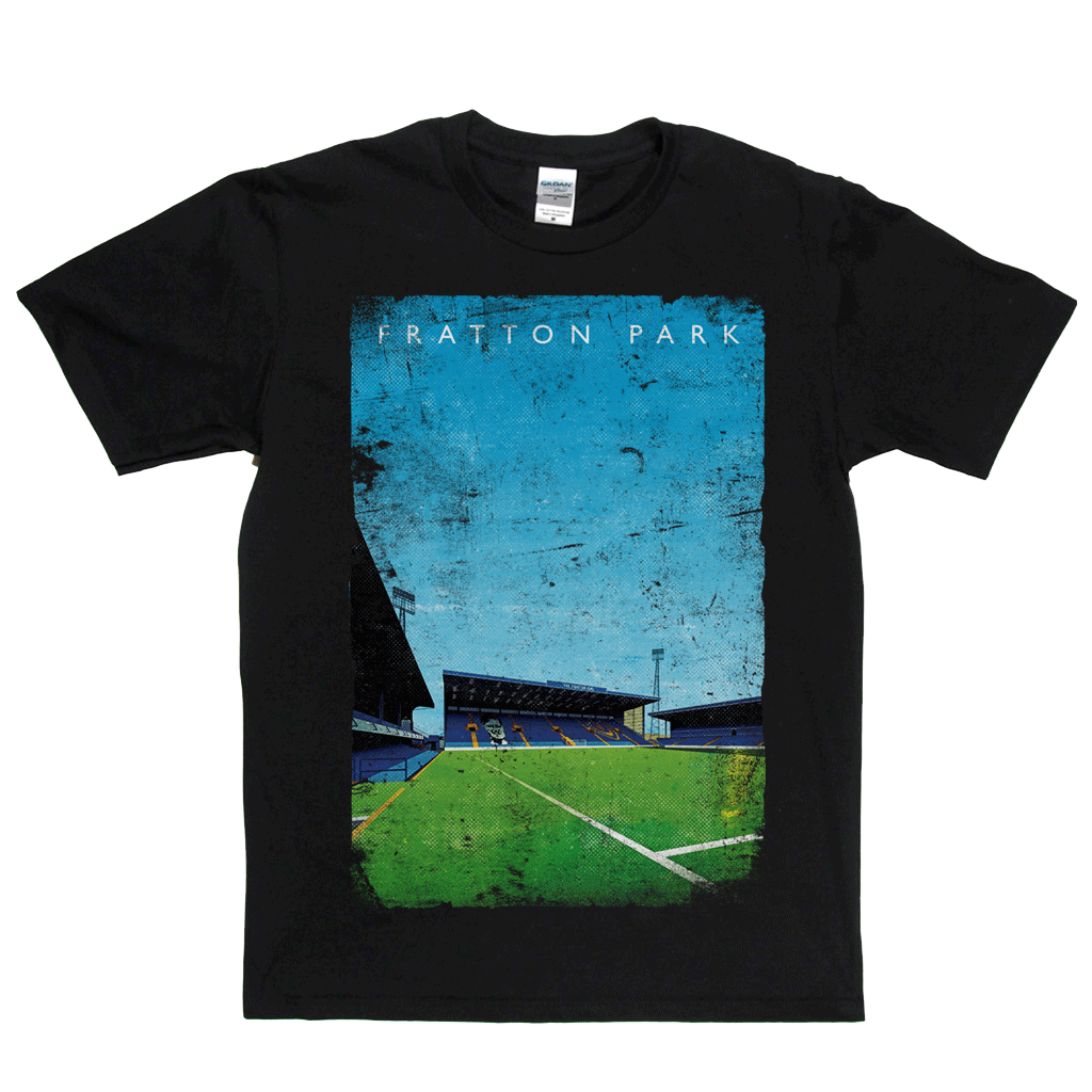 Fratton Park Poster Regular T-Shirt