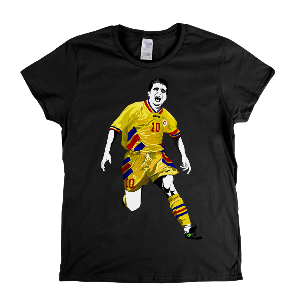 Hagi Womens T-Shirt