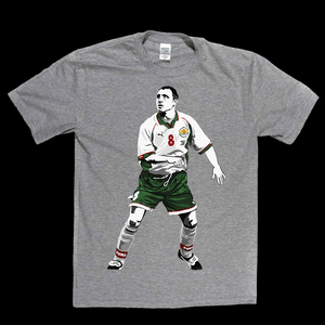 Hristo Stoichkov Regular T-Shirt