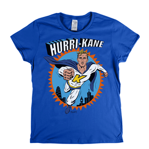 Hurri-Kane Womens T-Shirt