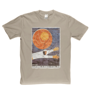 World Cup 1954 Poster T-Shirt