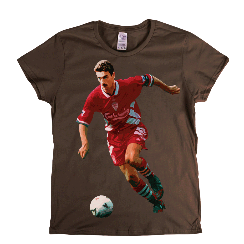 Ian Rush Womens T-Shirt