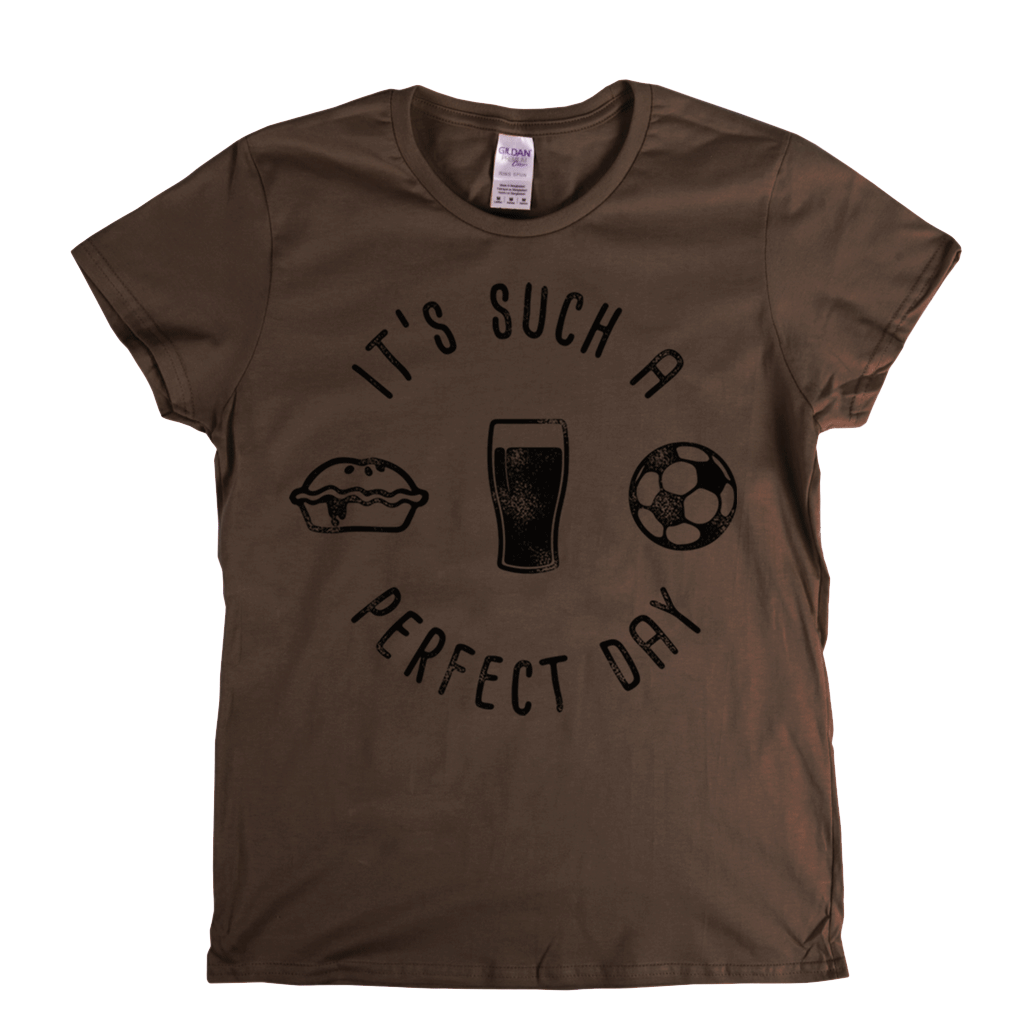 Its Such A Perfect Day Womens T-Shirt