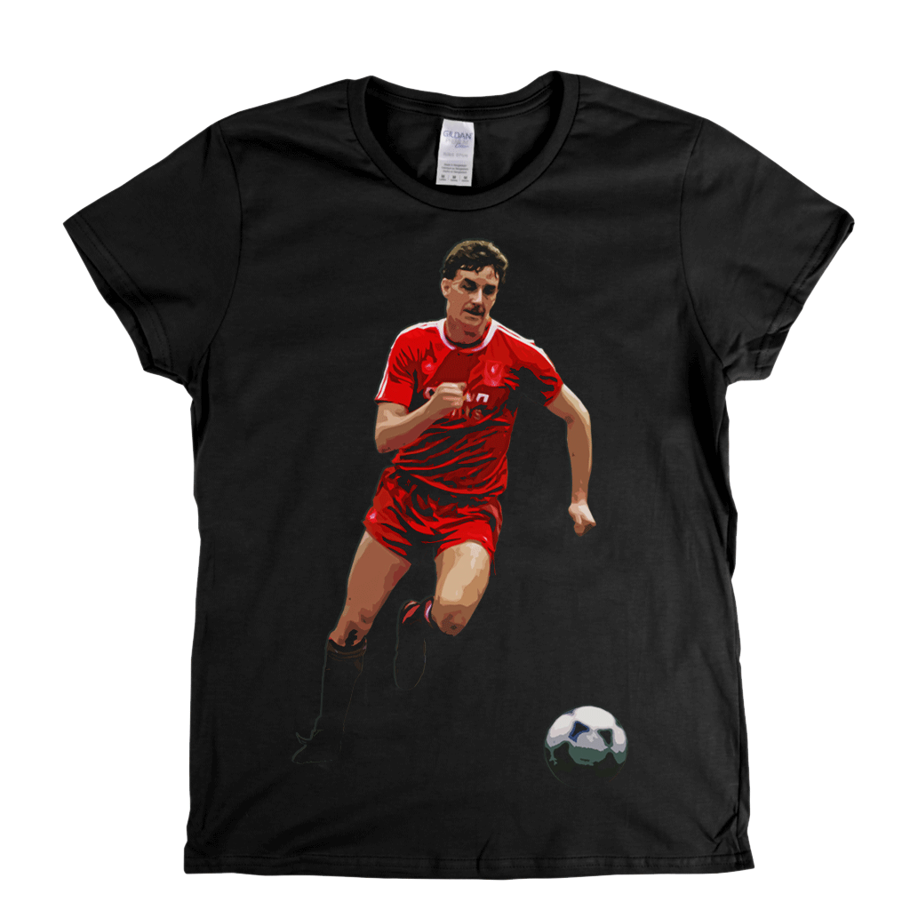 John Aldridge Womens T-Shirt