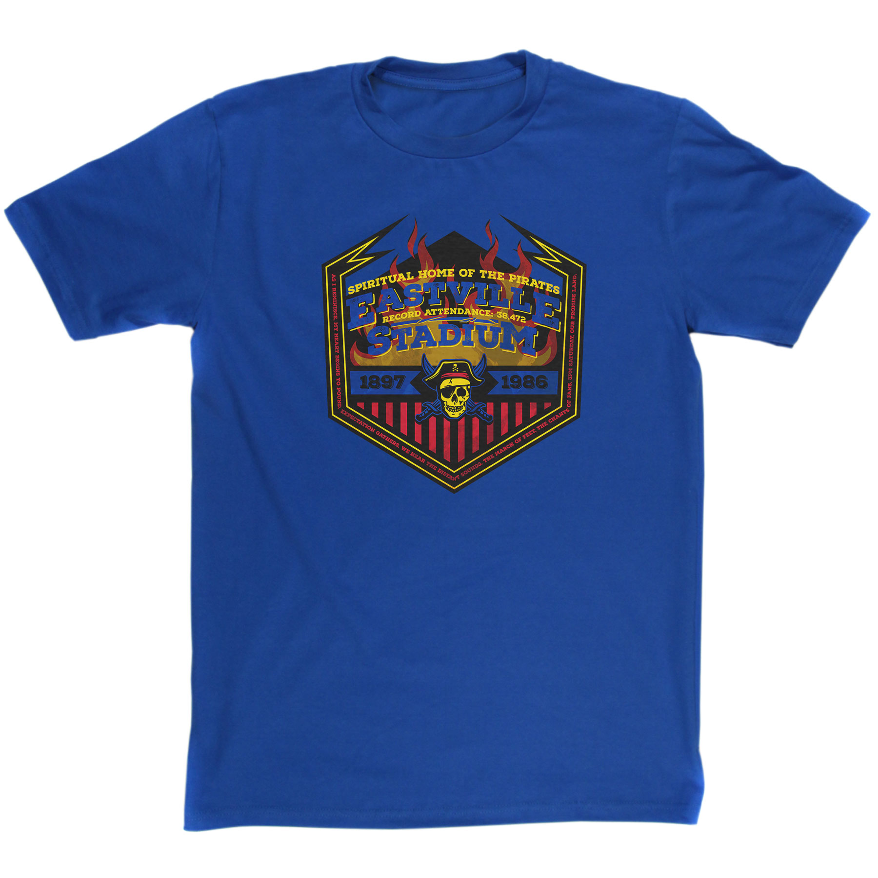 Eastville Stadium T-Shirt