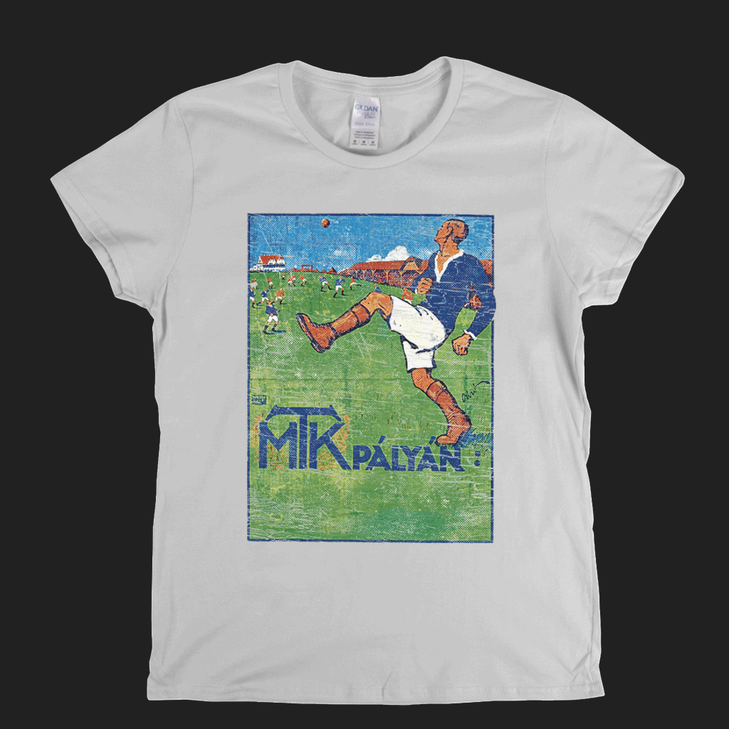 MTK Palyan Womens T-Shirt