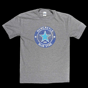 Newcastle Blue Star Regular T-Shirt