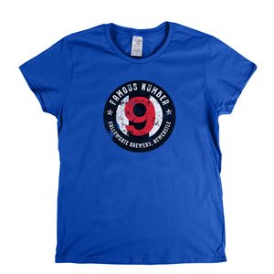 Newcastle Beer Label Womens T-Shirt