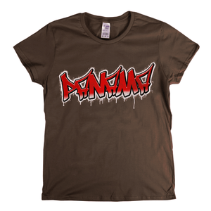 Panama Tag Womens T-Shirt