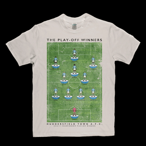 Play Off Winners Huddersfield Regular T-Shirt