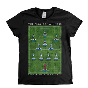 Play Off Winners Huddersfield Womens T-Shirt