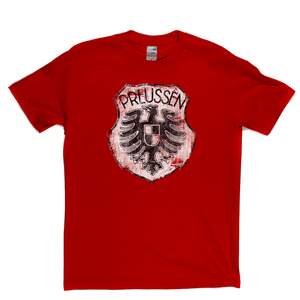 Preussen Stettin Badge Regular T-Shirt