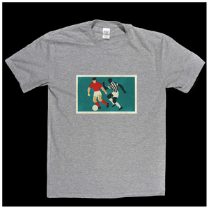 Retro Soccer Game Regular T-Shirt