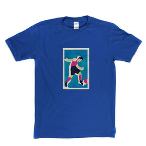 Retro Soccer Regular T-Shirt