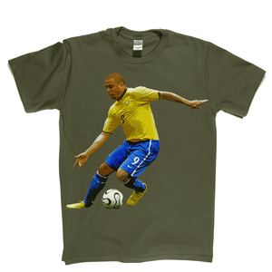 Ronaldo Footballer Regular T-Shirt