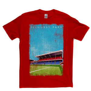 Selhurst Poster 1 Regular T-Shirt