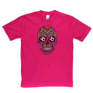 Soccer Sugar Skull Regular T-Shirt