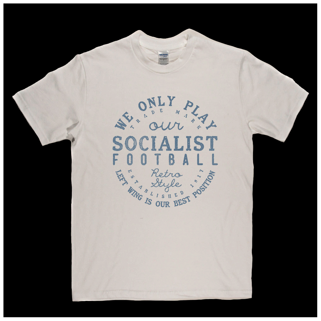 Socialist Football Regular T-Shirt
