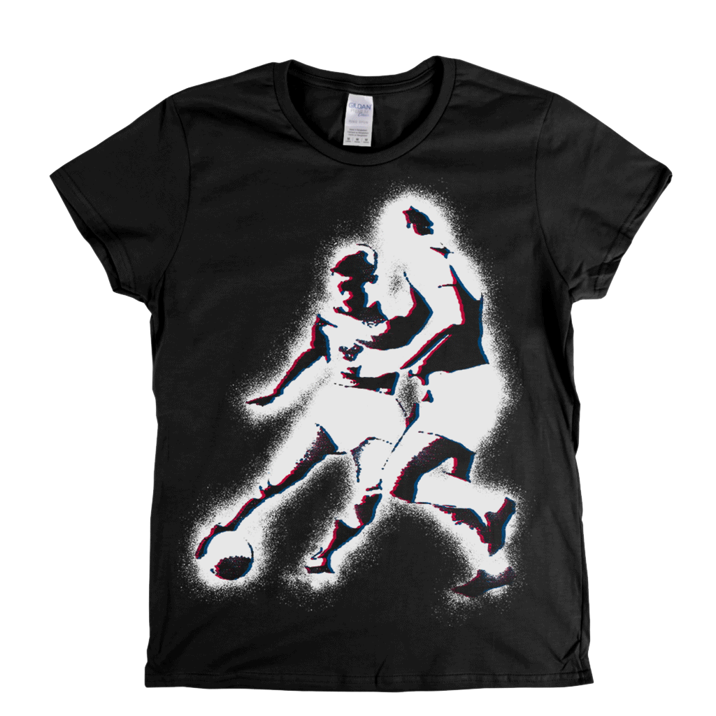 Spray Tackle Womens T-Shirt