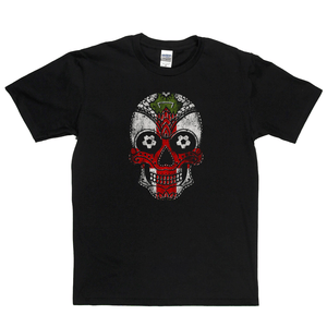 Sugar Skull England Regular T-Shirt