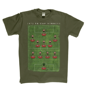 Sunderland 1973 Regular T-Shirt