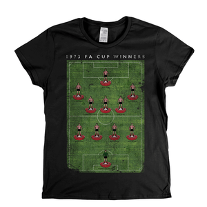 Sunderland 1973 Womens T-Shirt